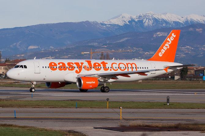 Airbus A320 - MSN 5150 - G-EZUU @ Aeroporto di Verona © Piti Spotter Club Verona