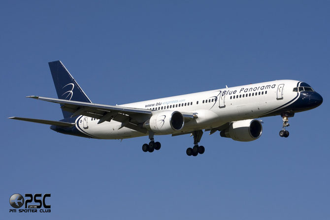 Boeing 757 - MSN 28482 - EI-DKL @ Aeroporto di Verona © Piti Spotter Club Verona