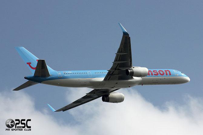 Boeing 757 - MSN 32446 - G-OOBA  @ Aeroporto di Verona © Piti Spotter Club Verona