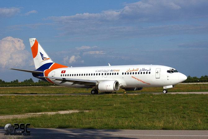 TS-IEJ B737-322 24655/1814 Karthago Airlines