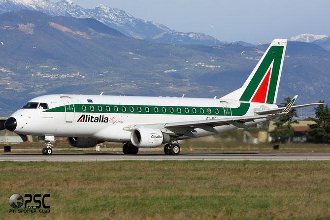 Embraer 170/175 - MSN 36 - EI-DFL @ Aeroporto di Verona © Piti Spotter Club Verona