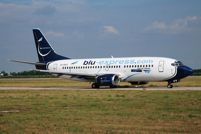 Boeing 737 - MSN 29059 - EI-DVY @ Aeroporto di Verona © Piti Spotter Club Verona