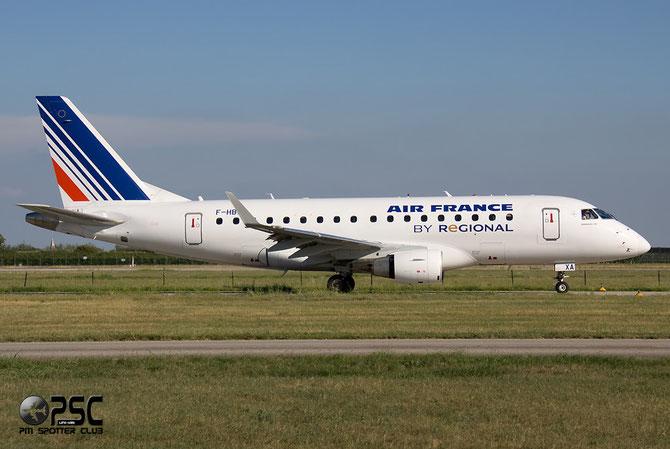 Embraer 170/175 - MSN 237 - F-HBXA @ Aeroporto di Verona © Piti Spotter Club Verona