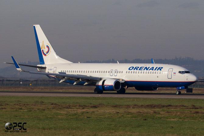 VQ-BUF B737-8GJ 34897/2069 Orenair - Orenburg Airlines @ Aeroporto di Verona © Piti Spotter Club Verona