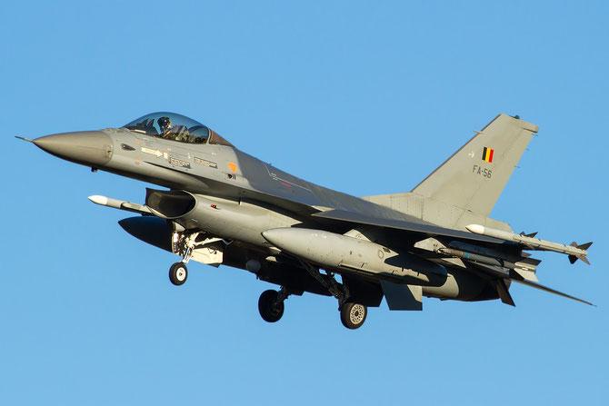 FA56  F-16AM 6H-56 10w