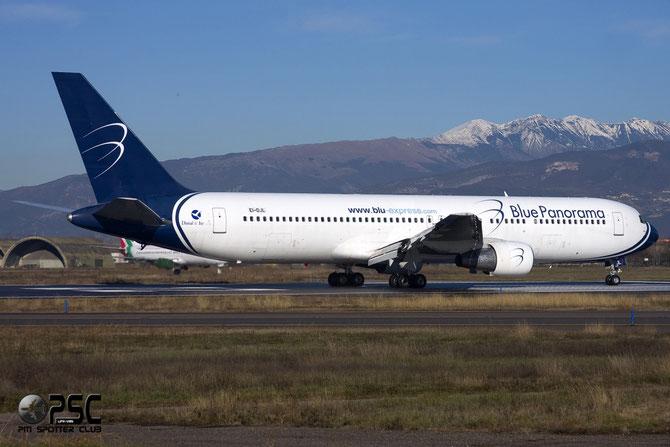 Boeing 767 - MSN 25137 - EI-DJL @ Aeroporto di Verona © Piti Spotter Club Verona