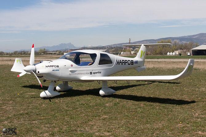I-A562 AB Avio MCR 01 ULM  @ Aeroporto Verona Boscomantico © Piti Spotter Club Verona