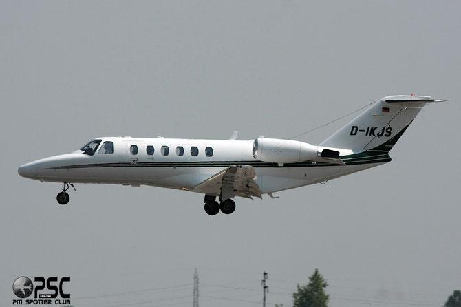 D-IKJS Ce525A 525A-0029 MSR Flug Charter