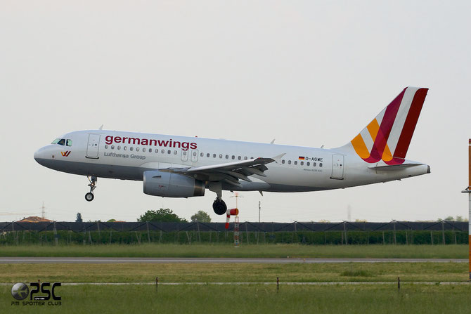D-AGWE A319-132 3128 Germanwings
