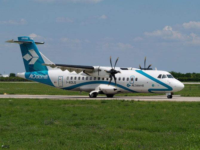 ATR 42 - MSN 606 - I-ADLQ @ Aeroporto di Verona © Piti Spotter Club Verona