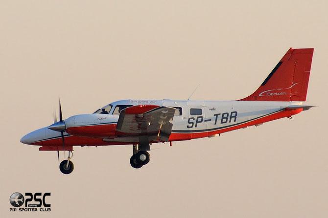 SP-TBR Piper Aircraft Inc PA-34-220T Seneca V PA34 3449368 L2P  48C830 Bartolini Air