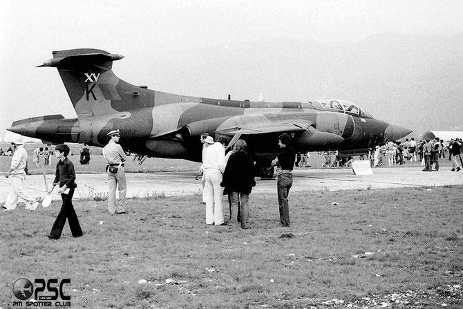 XN983  Buccaneer S2A B3-11-64