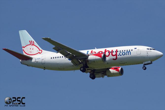 Boeing 737 - MSN 28054 - G-TOYI @ Aeroporto di Verona © Piti Spotter Club Verona