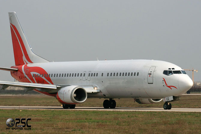 SP-LLG B737-45D 28753/2895 Centralwings