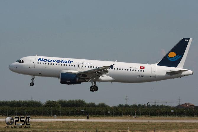 TS-INO A320-214 3480 Nouvelair Tunisie