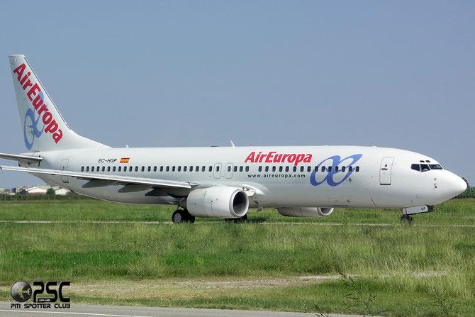 EC-HGP B737-85P 28385/421 Air Europa