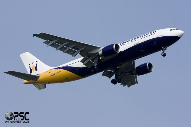 Airbus A300 - MSN 605 - G-OJMR  @ Aeroporto di Verona © Piti Spotter Club Verona