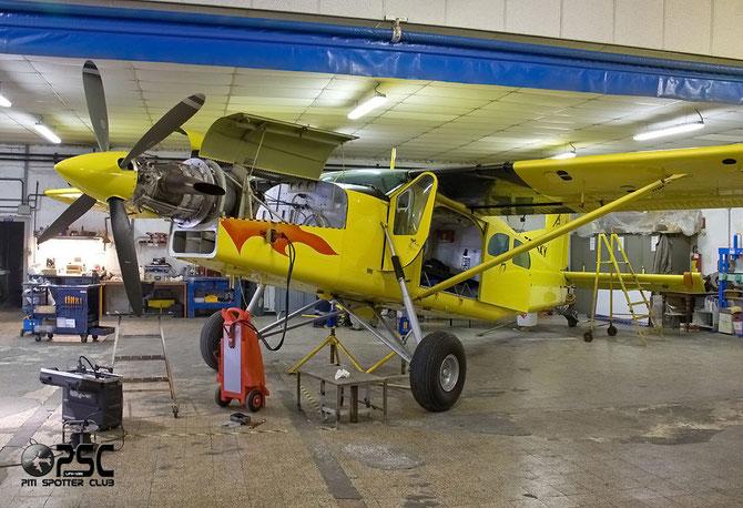 T7-SKY Pilatus PC-6/B2-H4 PC6T 902