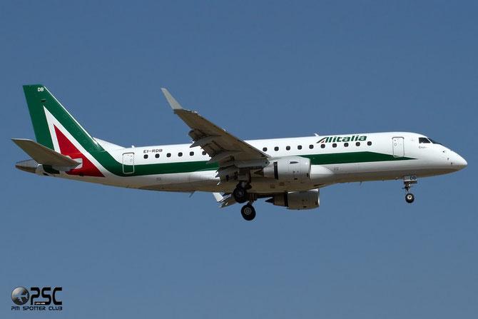 Embraer 170/175 - MSN 331 - EI-RDB @ Aeroporto di Verona © Piti Spotter Club Verona