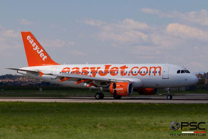 G-EZAD A319-111 2702 EasyJet Airline @ Aeroporto di Verona © Piti Spotter Club Verona