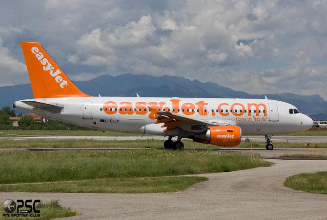 Airbus A319 - MSN 2289 - G-EZEV  @ Aeroporto di Verona © Piti Spotter Club Verona