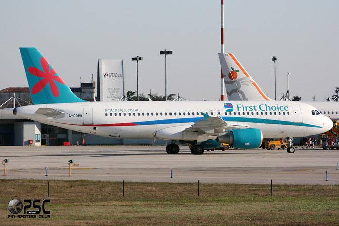 Airbus A320 - MSN 1777 - G-OOPW @ Aeroporto di Verona © Piti Spotter Club Verona