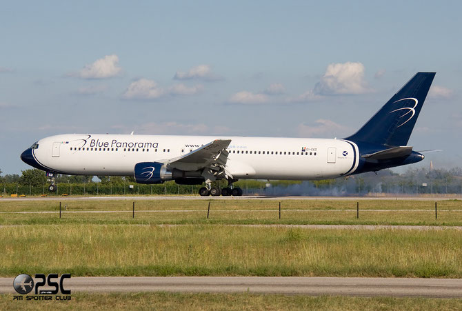 Boeing 767 - MSN 27619 - EI-EED  @ Aeroporto di Verona © Piti Spotter Club Verona