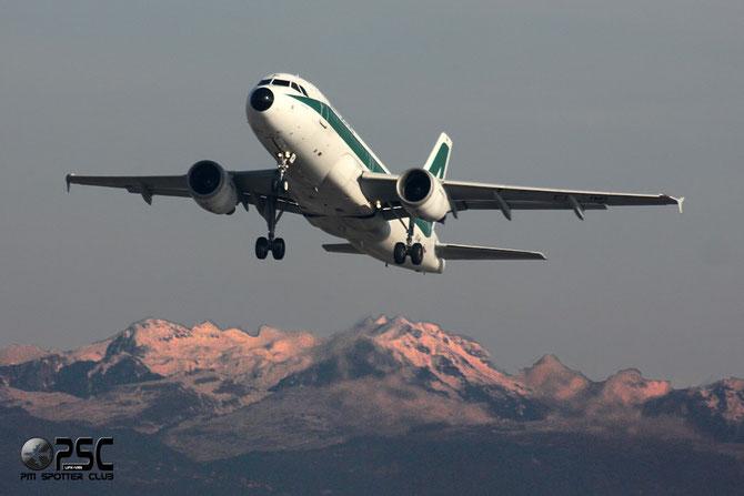 Airbus A319 - MSN 1745 - EI-IMI @ Aeroporto di Verona © Piti Spotter Club Verona