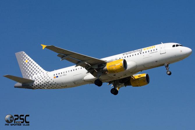 Airbus A320 - MSN 1430 - EC-HQJ @ Aeroporto di Verona © Piti Spotter Club Verona