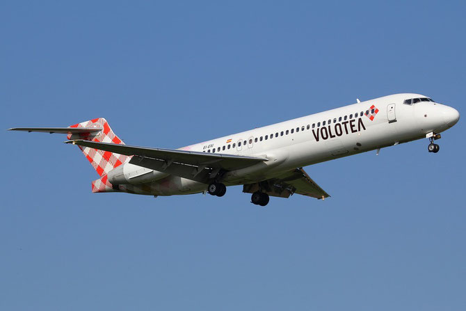 Boeing 717 - MSN 55174 - EI-EXI  @ Aeroporto di Verona © Piti Spotter Club Verona