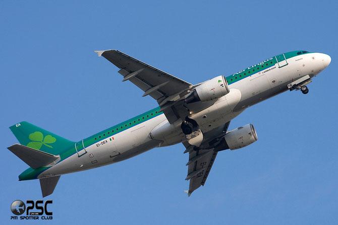 Airbus A320 - MSN 2191 - EI-DEA @ Aeroporto di Verona © Piti Spotter Club Verona