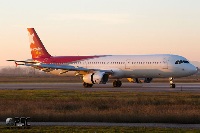 Airbus A321 - MSN 2933 - VQ-BRU @ Aeroporto di Verona © Piti Spotter Club Verona