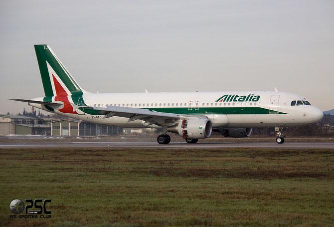 Airbus A320 - MSN 3978 - EI-DTJ @ Aeroporto di Verona © Piti Spotter Club Verona