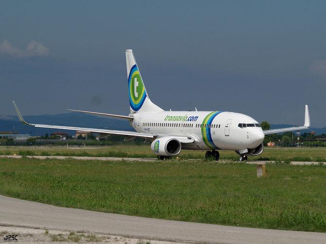 Boeing 737 Next Gen - MSN 33462 - PH-XRZ  @ Aeroporto di Verona © Piti Spotter Club Verona