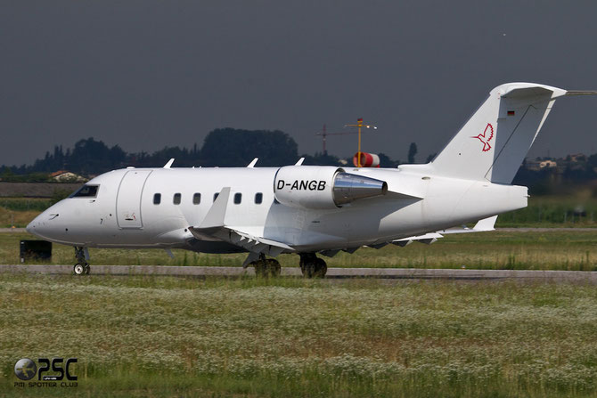 D-ANGB CL-604 5541 MHS Aviation