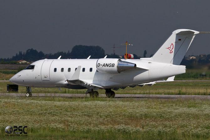 D-ANGB CL-604 5541 MHS Aviation