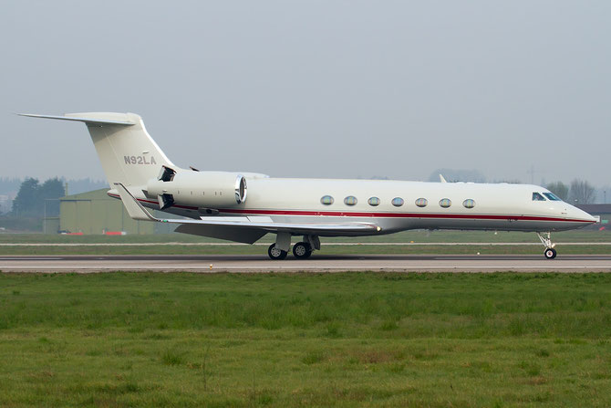 N92LA G550 5002 Leucadia Aviation