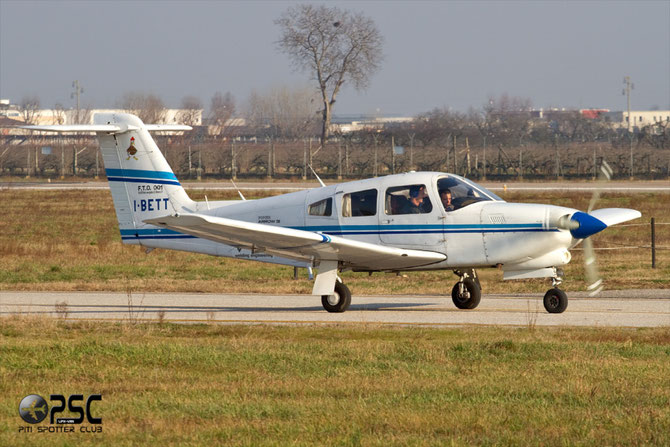 I-BETT - Air Vergiate Piper PA-28RT-201T Turbo Arrow IV