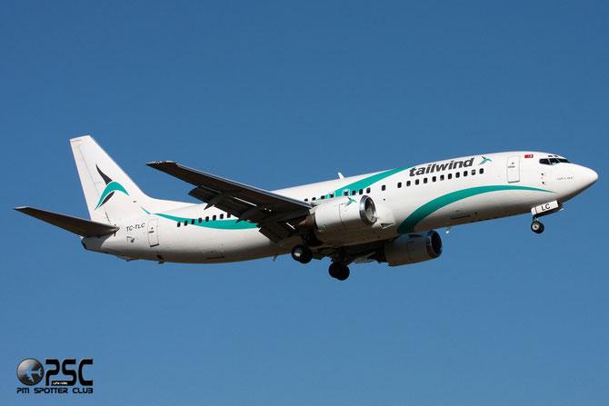 TC-TLC B737-4Q8 25112/2638 Tailwind Airlines @ Aeroporto di Verona © Piti Spotter Club Verona