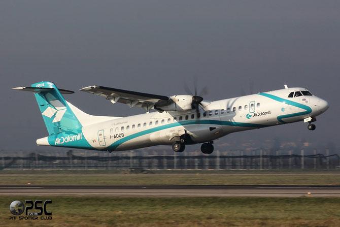 ATR 72 - MSN 660 - I-ADCB