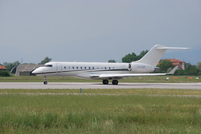 M-VANG Global Express XRS 9349 Elderberry Ltd.