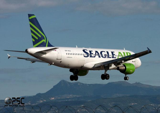 OM-HLD A320-211 234 Seagle Air
