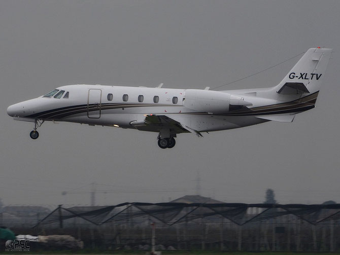 G-XLTV Ce560XLS 560-5536 Arena Aircraft Ltd