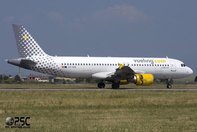Airbus A320 - MSN 3151 - EC-KDX