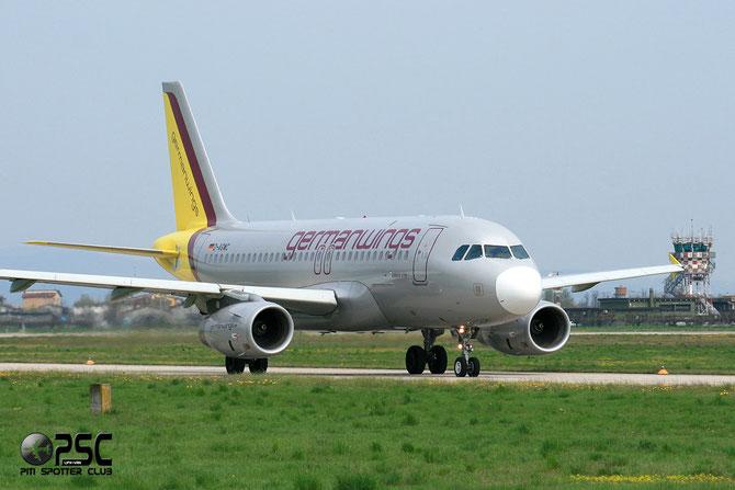 Airbus A319 - MSN 2976 - D-AGWC @ Aeroporto di Verona © Piti Spotter Club Verona