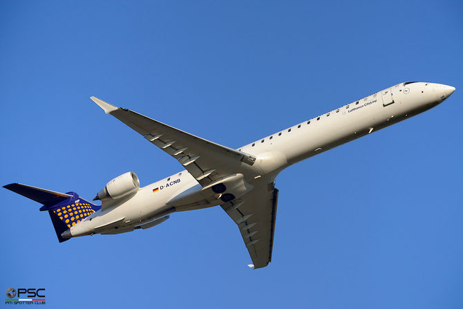 D-ACNB CRJ900LR 15230 Lufthansa CityLine @ Aeroporto di Verona © Piti Spotter Club Verona