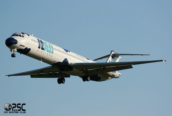 I-DAVA MD-82 49215/1253 Itali Airlines