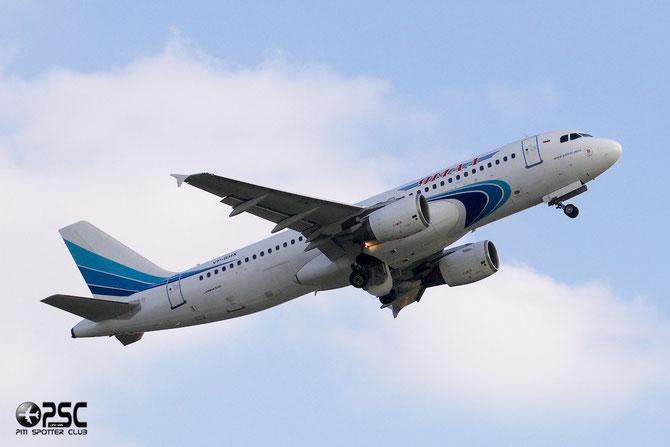 VP-BHX A320-214 2439 Yamal Airlines @ Aeroporto di Verona © Piti Spotter Club Verona