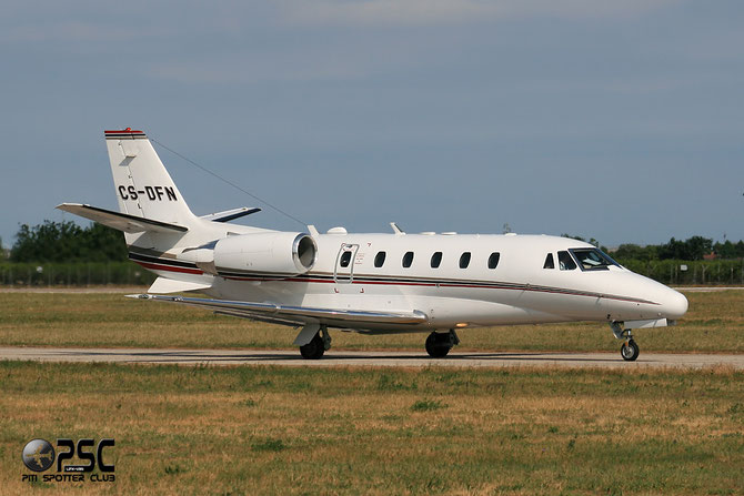 CS-DFN Ce560XL 560-5283 NetJets Europe
