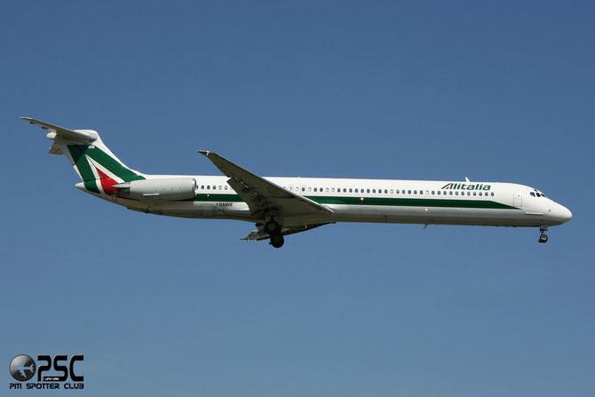 McDonnell Douglas MD-80/90 - MSN 49202 - I-DAWH  @ Aeroporto di Verona © Piti Spotter Club Verona